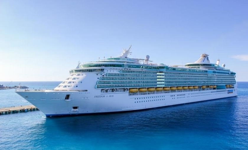 Kreuzfahrtschiff Freedom of the Seas aus dem Royal Caribbean Freedom-klasse