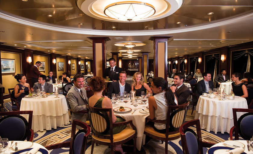 Celebrity Constellation Restaurant