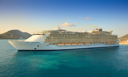 Oasis of the Seas van rederij Royal Caribbean International cruises