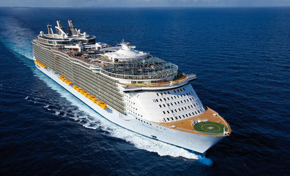 Royal Caribbean International Allure of the Seas Schip
