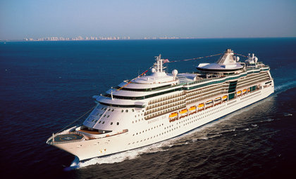 Royal Caribbean International Brilliance of the Seas